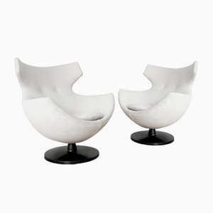 Jupiter Swivel Lounge Chair by Pierre Guariche for Meurop, 1960s