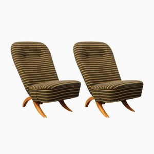 Congo Chairs by Theo Ruth for Artifort, 1950s, Set of 2
