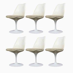 Tulip Chairs by Eero Saarinen for Knoll International, 1960s, Set of 6