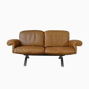 Schweizer DS 31 Zwei-Sitzer Sofa von de Sede, 1970er