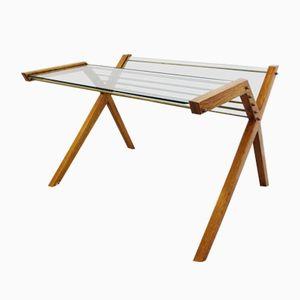 Italienischer Schreibtisch von Marco Zanuso, 1960er
