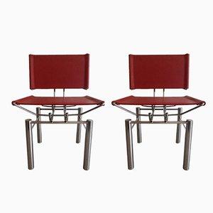 Series 8600 Stühle von Hans Ulrich Bitsch für Kusch & Co, 2er Set