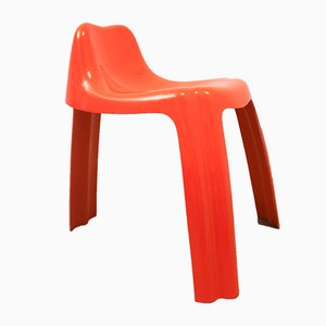 Ginger Chair by Patrick Gingembre for Paulus, 1970s