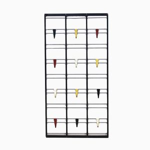 Mid-Century Toonladder Coat Rack by Tjerk Reijenga for Pilastro, 1950s