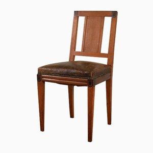 Art Deco Stuhl von Maurice Dufrène, 1925