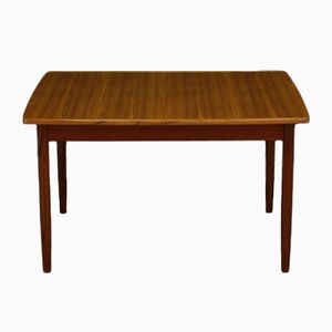 Vintage Danish Teak Veneer Table
