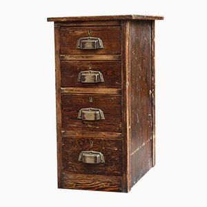 English Pine Drawer Unit, 1930s