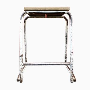 School Lab Stool by Kingfisher, 1950s