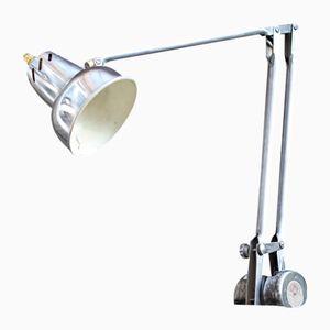 Vintage Industrial Draughtsman's Table Lamp from Admel, 1940s