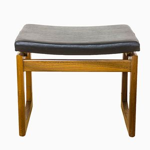 Mid-Century Quadrille Stool by R. Bennett for G-Plan, 1960s
