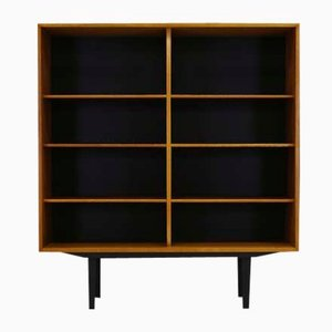Vintage Danish Bookshelf in Ash Veneer by Børge Morgensen for Karl Andersson & Söner