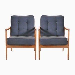 FD109 Sessel von Ole Wanscher für France & Søn, 1970er, 2er Set