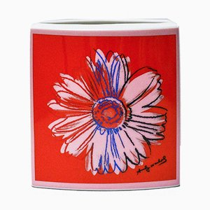 Vintage Daisy Vase by Andy Warhol for Rosenthal Studio Line