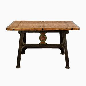 Heavy Work Table from Bamford & Sons