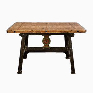Table de Travail Lourde de Bamford & Sons