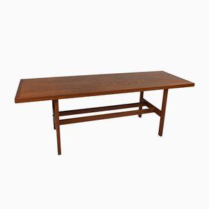 Oak Coffee Table by Børge Mogensen for FDB, 1950s