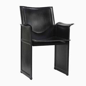 Vintage Korium Stuhl von Tito Agnoli für Mateo Grassi