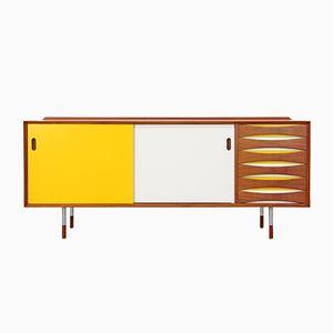 OS29 Teak Sideboard von Arne Vodder für Sibast, 1958