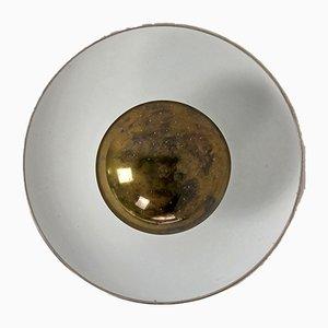 Italienische Deckenlampe von Gino Sarfatti für Arteluce, 1950er