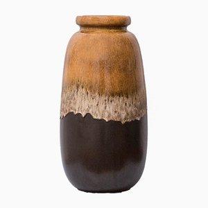 Vintage Fat Lava Floor Vase from Scheurich