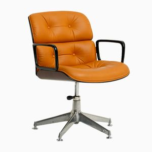 Vintage Desk Chair by Ico and Luisa Parisi for MIM