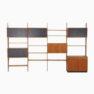 Mid-Century Shelving System by Dieter Waeckerlin for Behr Möbel, 1960s