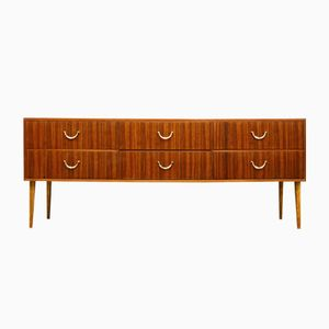 Mid-Century Teak Chest of Drawers from Meredew