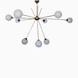 Vintage Sputnik Deckenlampen, 1960er