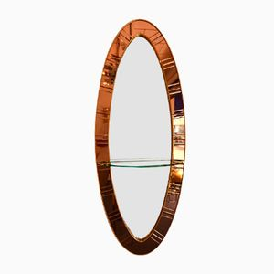Italian Mirror from Cristal Art, 1960s