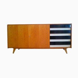Eichenholz Sideboard von Jiroutek Interier, 1960er