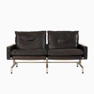 PK 31 Zwei-Sitzer Sofa von Poul Kjærholm für E. Kold Christensen, 1960er