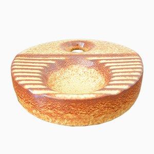 Italienischer Keramik Aschenbecher von Bertoncello, 1960er