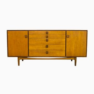 Vintage Teak Compact Sideboard by Ib Kofod Larsen for G-Plan