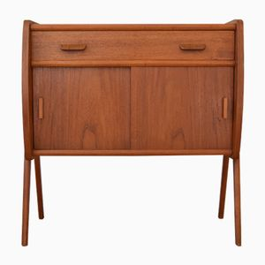Teak Cabinet by Poul Volther, 1960s