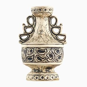 West German Ceramic Vase from Dümler & Breiden, 1960s