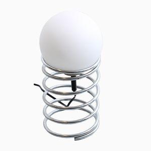 Glaskugel Tischlampe von Woja