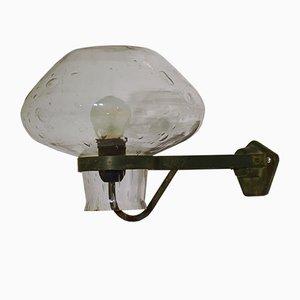 Lampada da parete vintage per esterni di Gunnar Asplund per ASEA