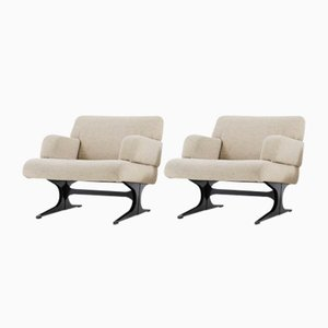SZ11 Lounge Chairs by Martin Visser for 'T Spectrum, 1965, Set of 2