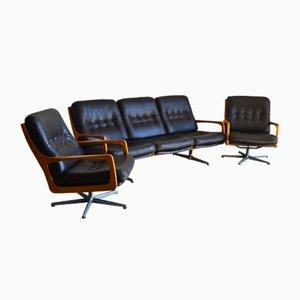Dänische Vintage Sitzgruppe
