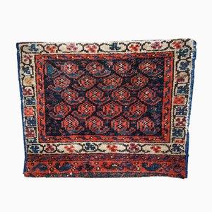 Antiker Handgeknüpfter Persischer Malayer Teppich