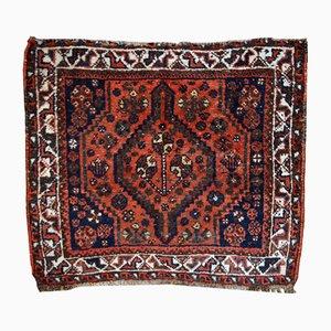 Tapis Shiraz Bag Face Vintage Fait Main, Iran