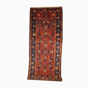Antiker Handgewobener Persischer Lilihan Läufer