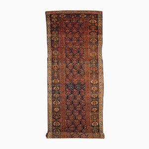 Antiker Persischer Handgewobener Läufer