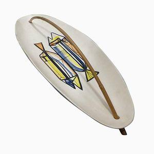 Schale aus Keramik von Roger Capron, 1960er