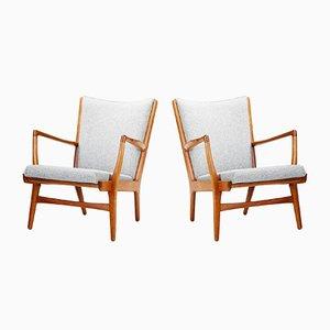AP-16 Stühle von Hans Wegner, 1952, 2er Set