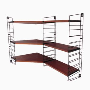 Vintage Corner Model Wall Shelving from Tomado