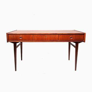 Deutscher Mid-Century Schreibtisch von Bartels-Werke, 1950er