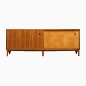 Walnut Veneer Sideboard by Georg Satink for WK Möbel, 1950s