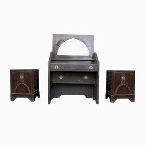 Mobilier de Chambre par Gino Maggioni pour Atelier Borsani Varedo