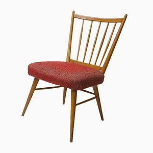 Sedia in faggio di Carl Sasse per Casala, Germania, anni '50